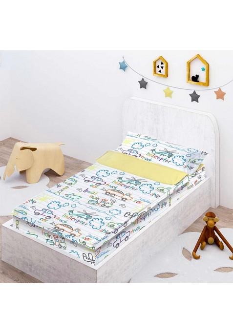 Prêt à Dormir Enfant Zippé NOTEBOOK