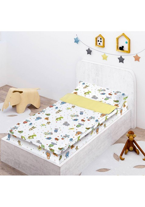 Prêt à Dormir Enfant Zippé ZOO