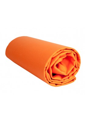 Drap Housse Orange Uni