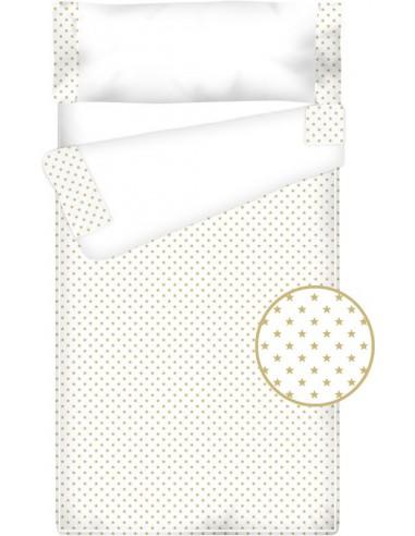 Prêt à dormir Zippé et Extensible Coton et Piqué – ESTRELLAS sable