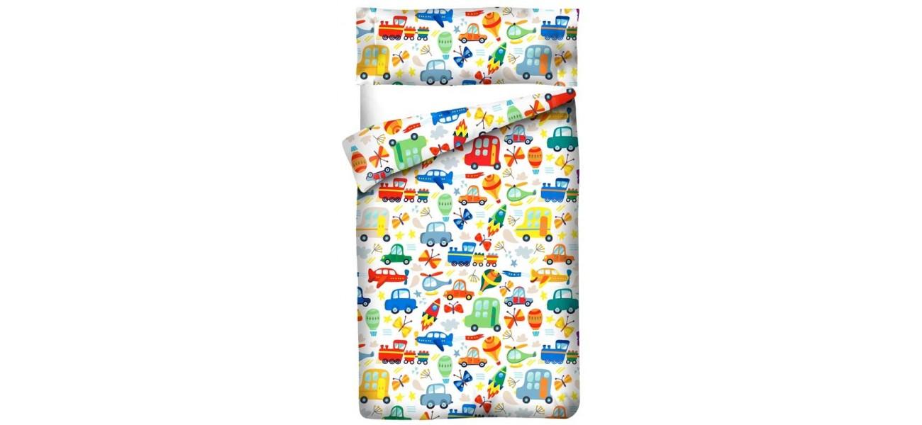 HOUSSE DE COUETTE ENFANT & BÉBÉ