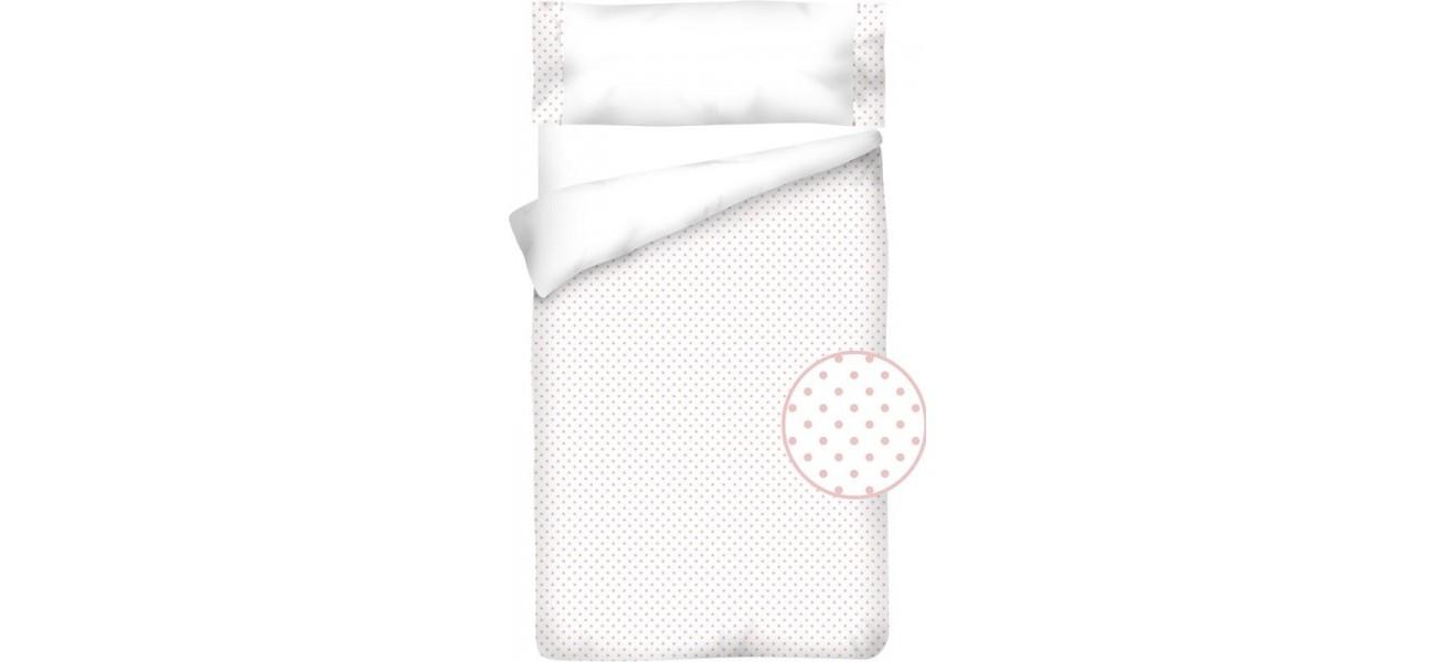 HOUSSE DE COUETTE COTON-PIQUÉ / COTON-VICHY