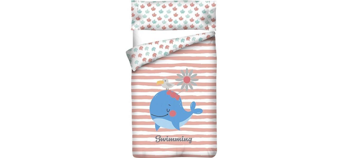 HOUSSE DE COUETTE COTON