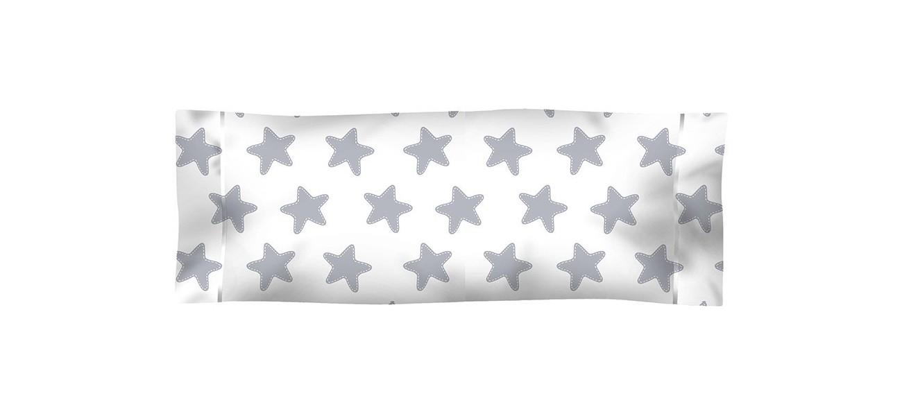 TAIE D'OREILLER COTON